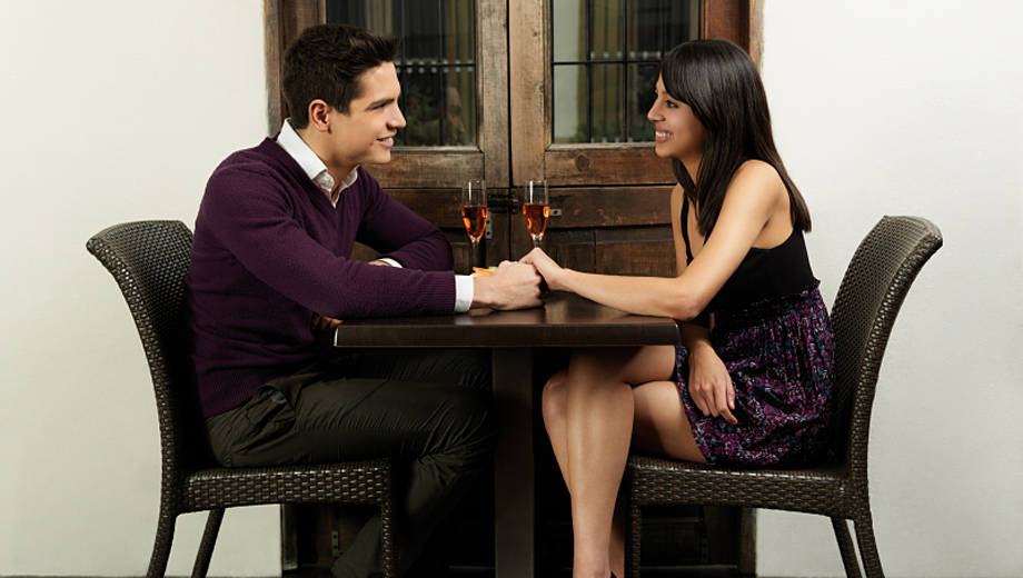 Speed dating asian american
