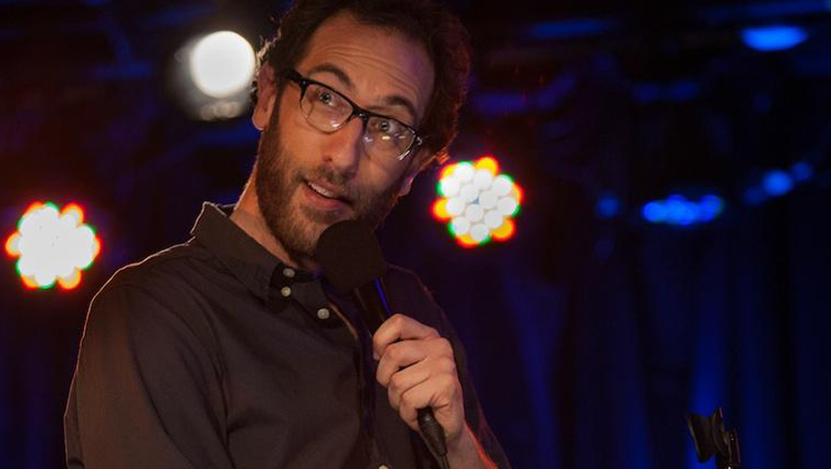 Ari Shaffir: Edgy Comedian at the American Comedy Co. COMP ($18 value)