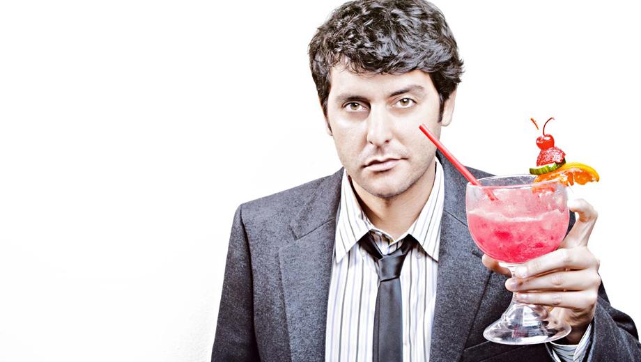 Comedian Ben Gleib (