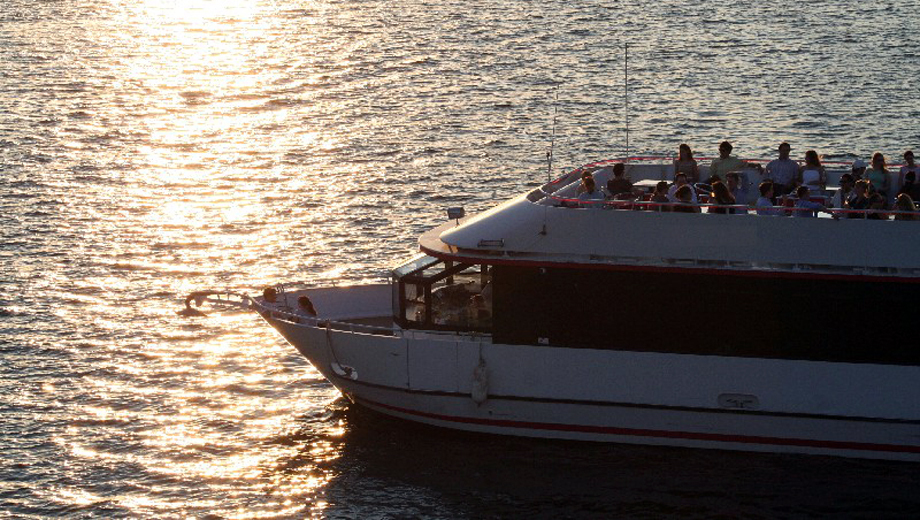 Set Sail With a Happy Hour Cruise on the Potomac $13.00 ($26 value)