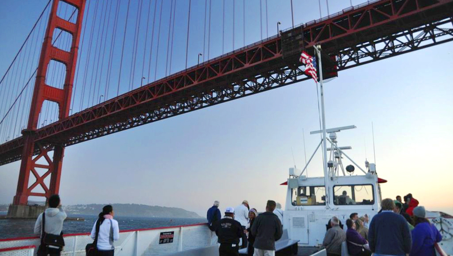 Red and White Fleet's Bridge 2 Bridge Cruise, With Narration COMP - $18.00 ($36 value)
