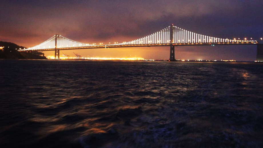 Red and White Fleet's California Sunset Cruise on San Francisco Bay $29.00 ($58 value)