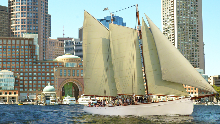Day Sail Along Boston Harbor $15.00 - $28.00 ($47.25 value)