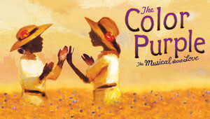 Color purple goldstar