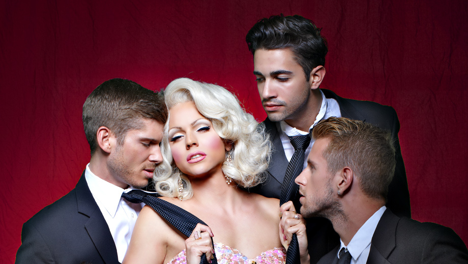 Drag Idol Courtney Act's New Solo Show