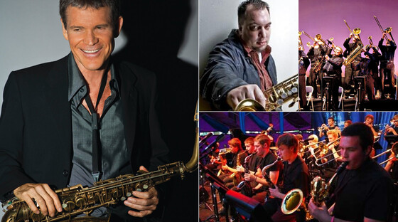 David sanborn crescent super band 920