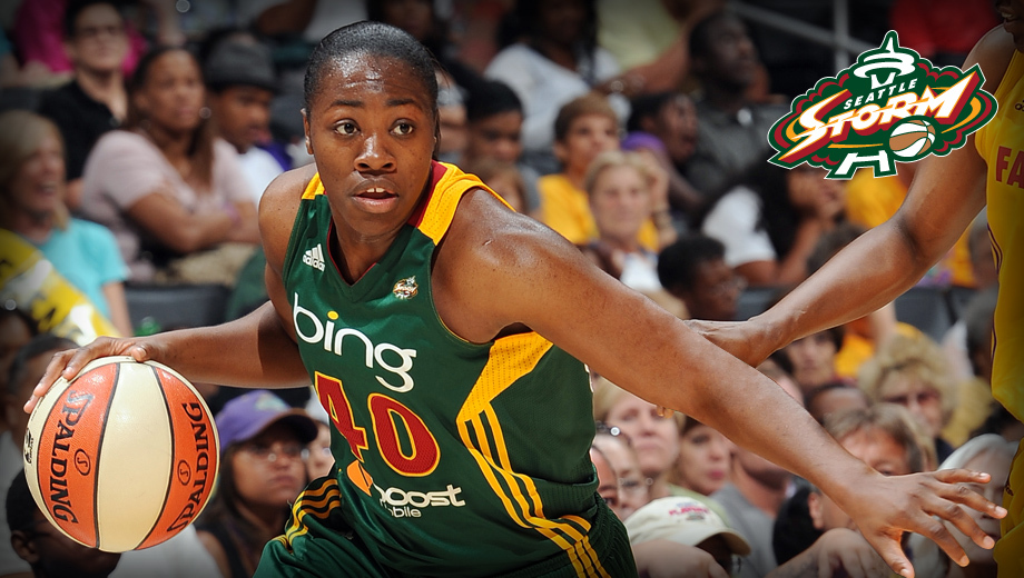 Seattle Storm: Thunderous WNBA Action at KeyArena $14.00 - $17.00 ($28 value)