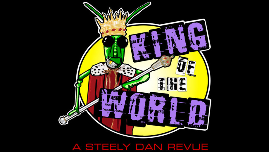 Steely Dan Tribute King of the World at B.B. King's $7.00 ($14 value)