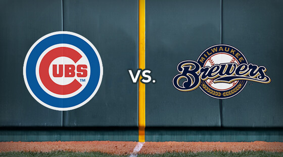 Mlb cubs brewers