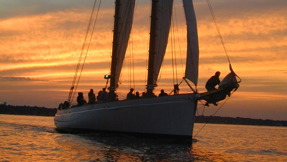 Take a Sunset Sail and Explore Boston's Sights $33.00 ($54.6 value)