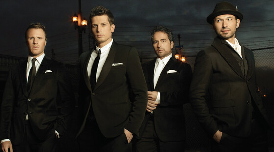 Tenors in suits 920