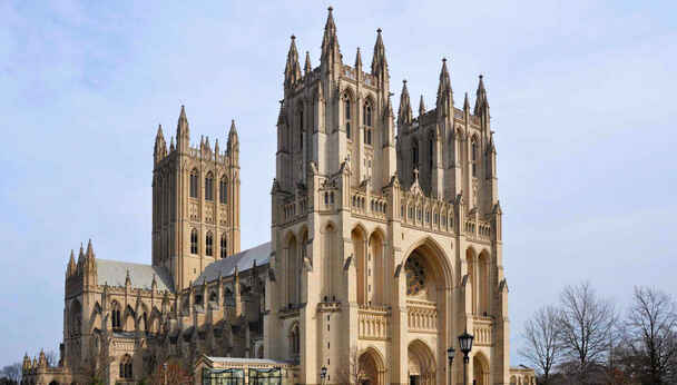 Woodley Park & National Cathedral Walking Tour