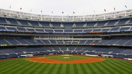 Yankees batters eye seating 041513