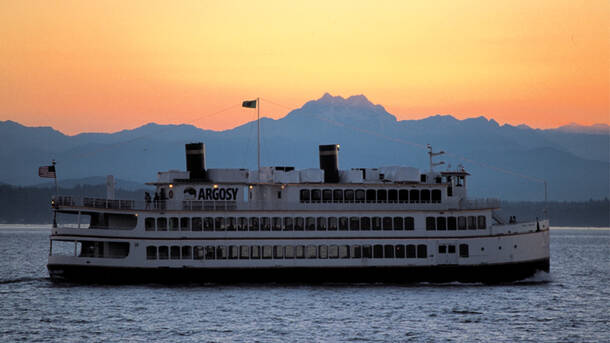 royal argosy dinner cruise - Argosy Christmas Ships 2014