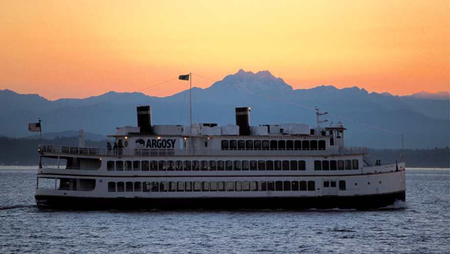 Royal Argosy Dinner Cruise: 4-Course Meal & Great Views $59.00 ($89 value)