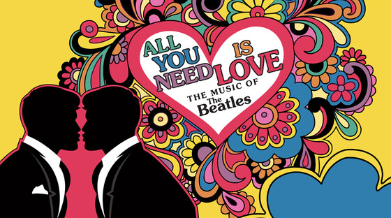 Beatles love 042913