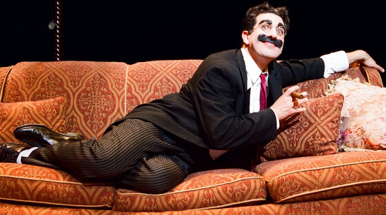 Evening with groucho 920