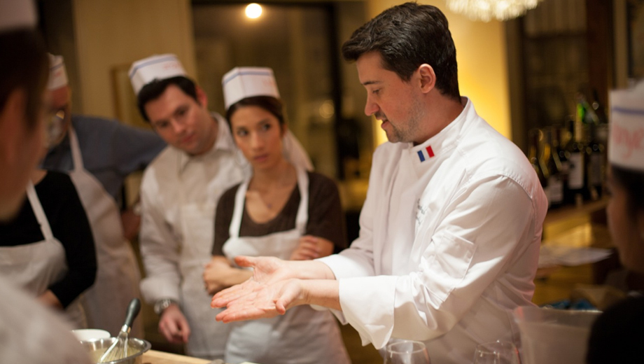 French Fusion Cooking Classes: Create and Taste Cuisine and Pastries $52.00 ($130 value)