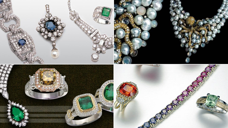 International Gem and Jewelry Show at Seattle Center's Exhibition Hall COMP ($8 value)