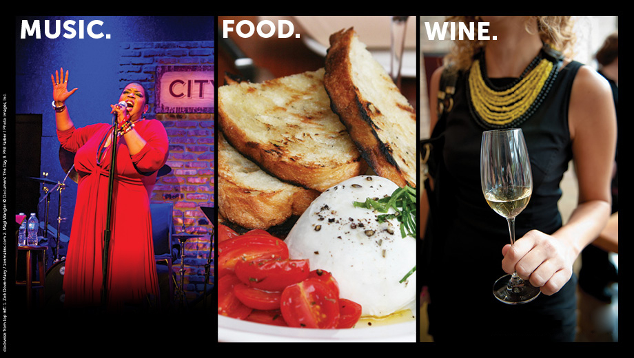 City Winery Chicago: Intimate Concerts, Food and Wine Classes & More $12.50 ($25 value)