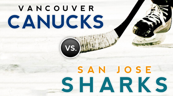 Nhl canucks sharks