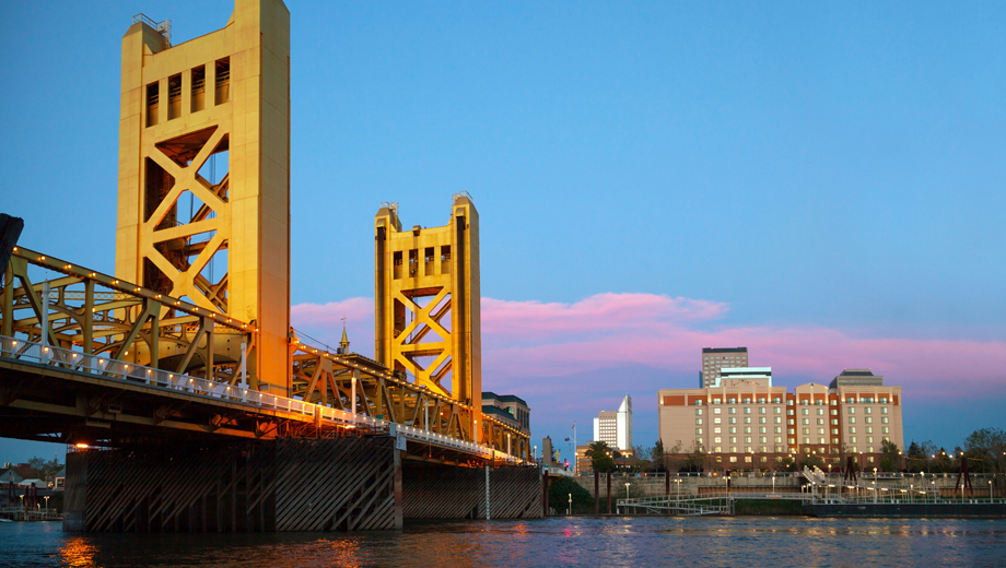 One-Hour Historical Sacramento River Cruise From Hornblower Cruises $10.00 ($20 value)