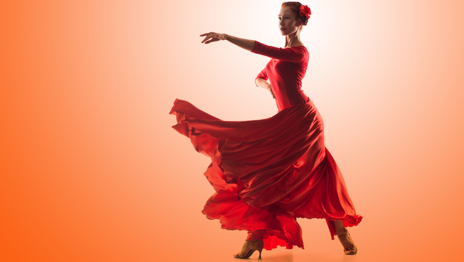 Flamenco & Spanish Cuisine at Cafe Sevilla: Intimate, Passionate, Exotic $35.50 ($59 value)