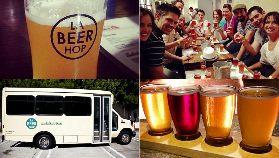 South Bay Beer Hop -- Tour Local Breweries By Bus $39.00 ($65 value)