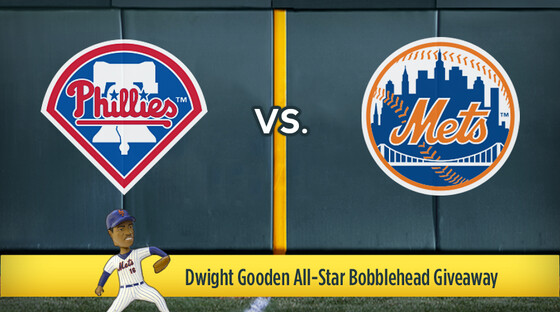 Mlb phillies mets bobblehead