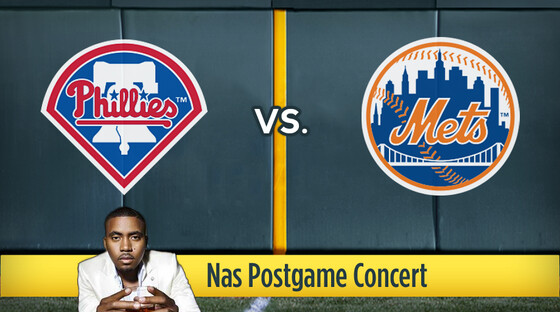 Mlb phillies mets nas
