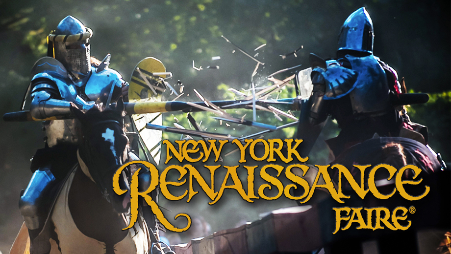 Travel Back in Time With Activity-Filled New York Renaissance Faire $12.00 ($24 value)