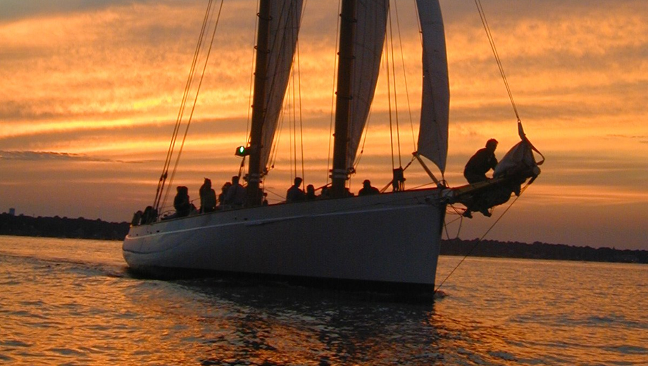 Sunset Sail Aboard the Schooner Adirondack $40.80 ($68 value)