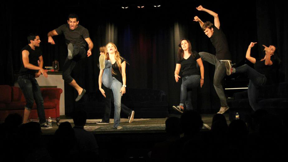 Wacky Skits & Funny Scenarios From Hilarious Comedy Troupe Instant Improv $5.00 ($10 value)