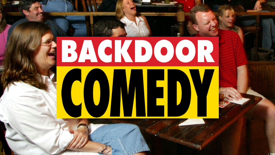 Backdoor Comedy Club: Dallas' Longest-Running Stand-Up Club COMP - $7.00 ($14 value)