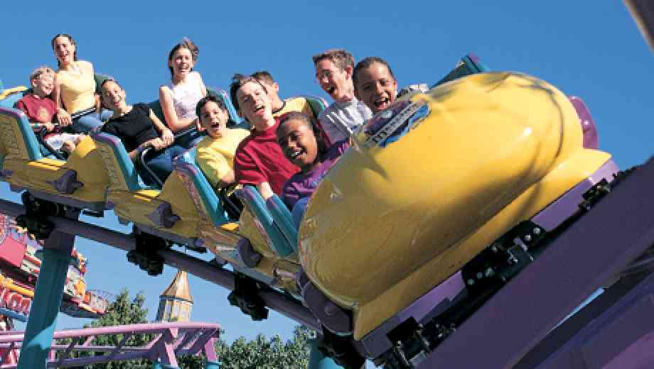 Castle Park: Rides, Mini Golf, a Water Park and More $9.99 ($19.99 value)