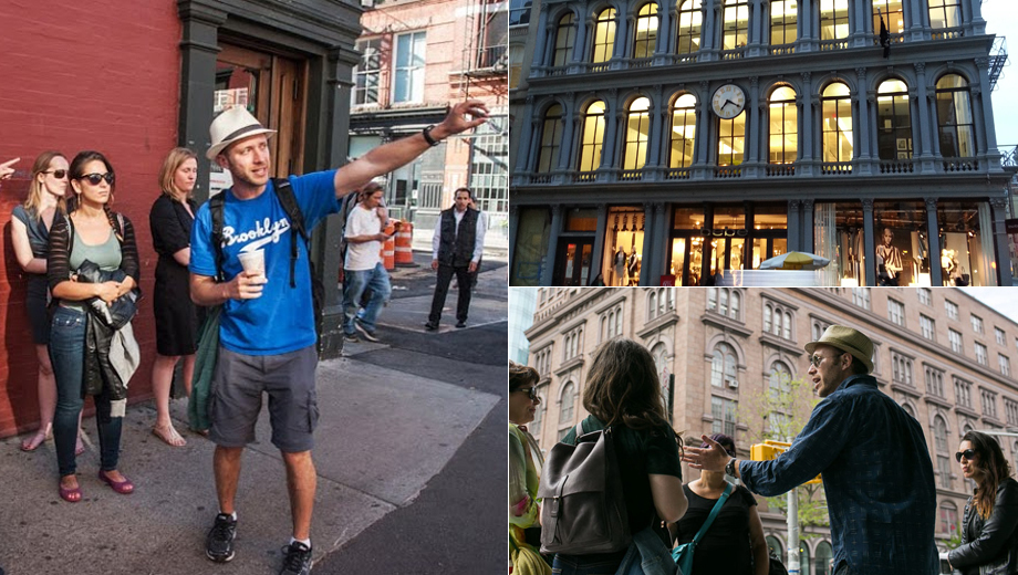 East Village and Little Italy Walking and Tasting Tour: