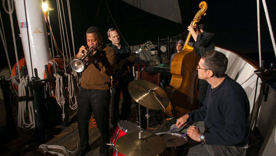 Jazz Cruise Aboard the Clipper City Tall Ship