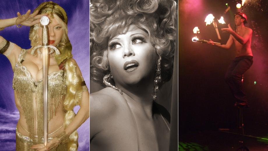 """Le Scandal"": NY's Longest-Running Cabaret, Variety & Burlesque Show"