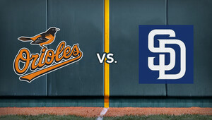 Mlb orioles padres