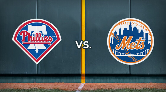 Mlb phillies mets