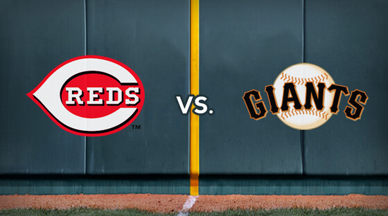 Mlb reds giants