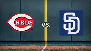 Mlb reds padres