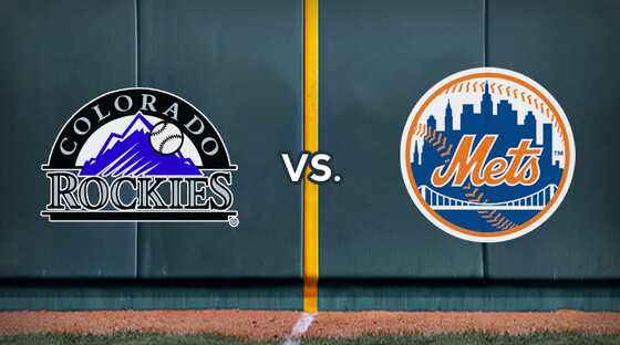 Mlb rockies mets