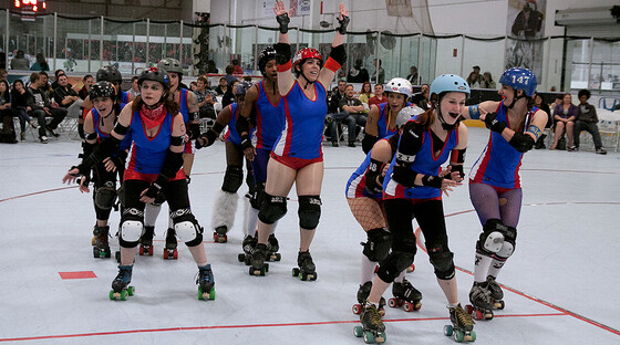 Oc roller girls 920