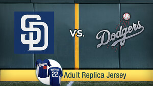 Padres dodgers jersey 920