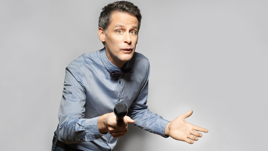 Controversial Comedian Scott Capurro at the Punch Line COMP - $10.00 ($16.5 value)