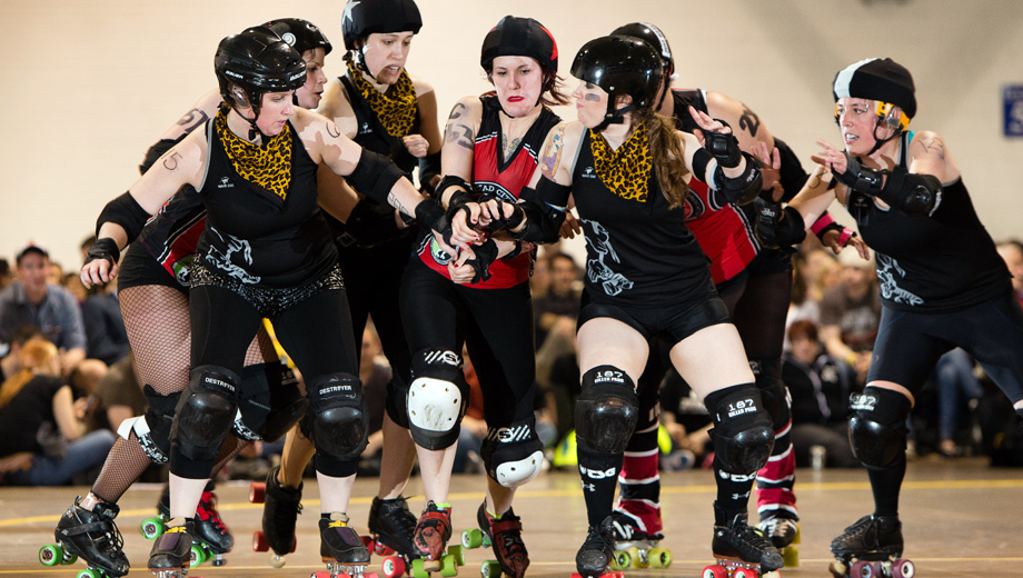 Chicago Outfit Roller Derby at Windy City Fieldhouse $5.00 - $7.50 ($10 value)