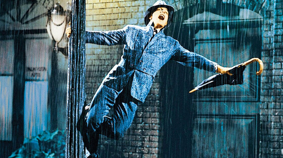 Singing in the rain 920