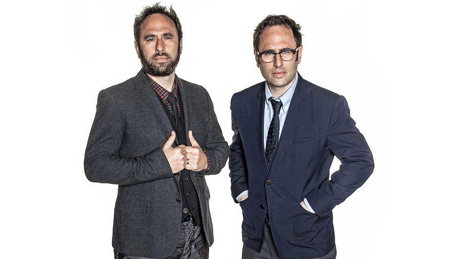Comic Duo The Sklar Brothers Bring Double the Laughs COMP ($18 value)