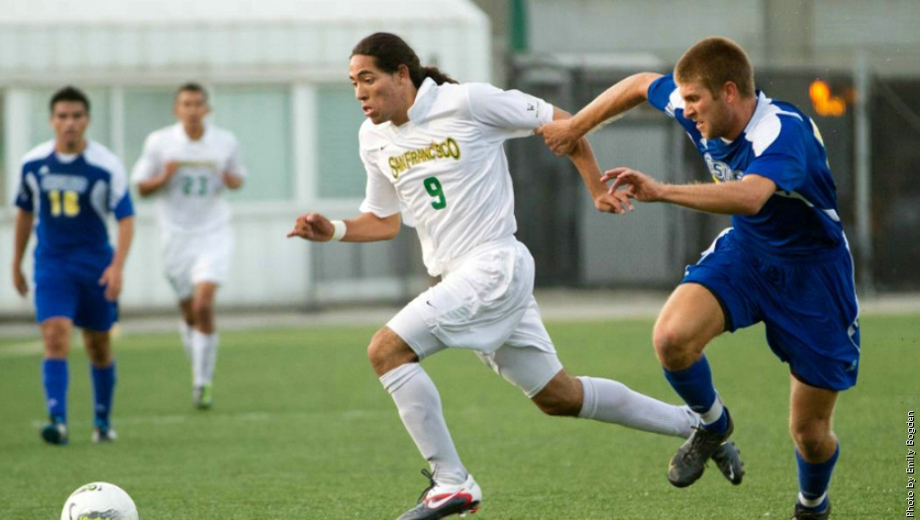University of San Francisco Men's Soccer: Dons at Home COMP - $5.00 ($10 value)